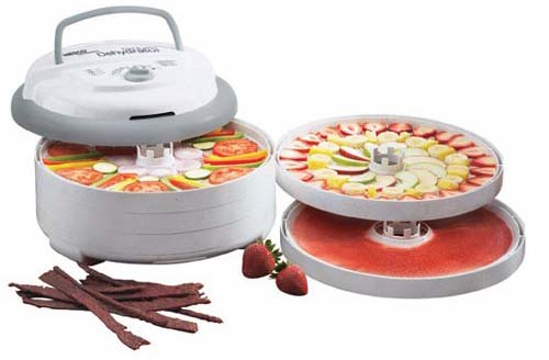 Nesco FD-75PR Snackmaster Food Dehydrator Review