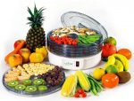 NutriChef Kitchen Electric Countertop Food Dehydrator Review