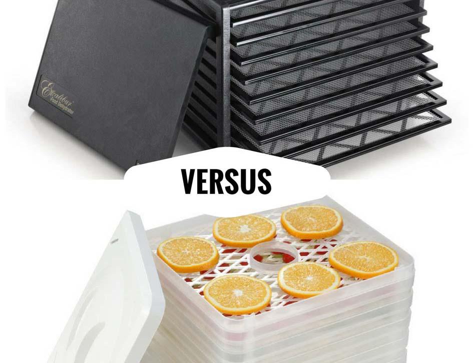 Stainless Steel vs Plastic Food Dehydrator