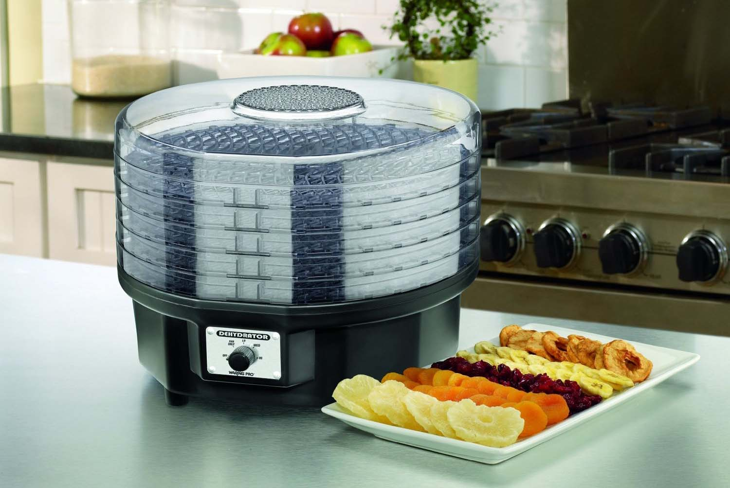 Waring Pro DHR30 Professional Food Dehydrator Review