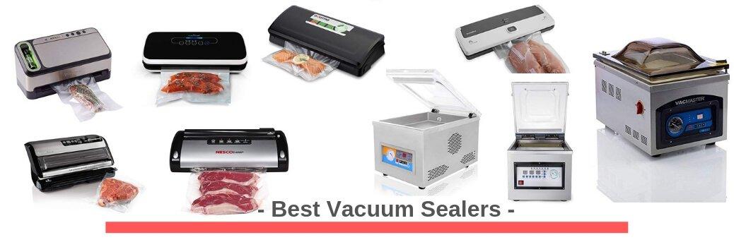Best Vacuum Sealer 2019 9 Best Vacuum Sealers Reviewed & Tested In 2019