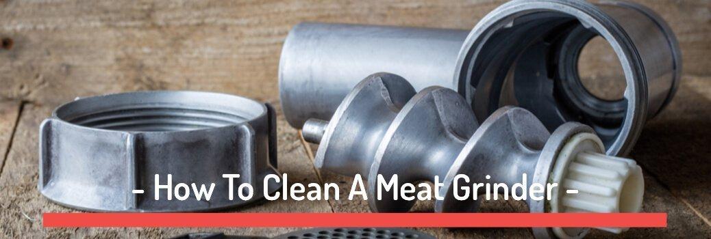 Manual Meat Grinder Parts