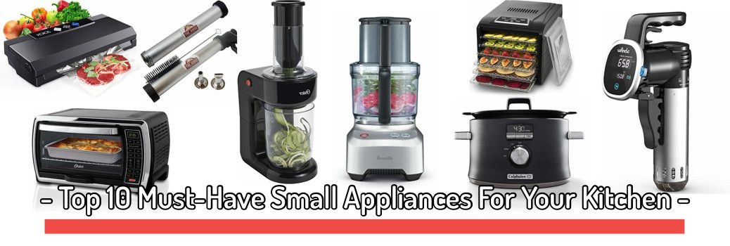 Appliances For Your Kitchen